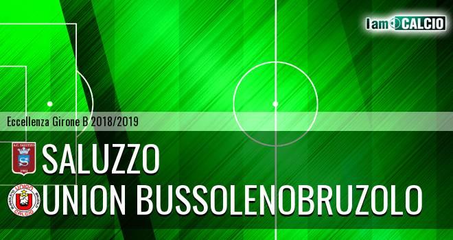 Saluzzo - Union BussolenoBruzolo
