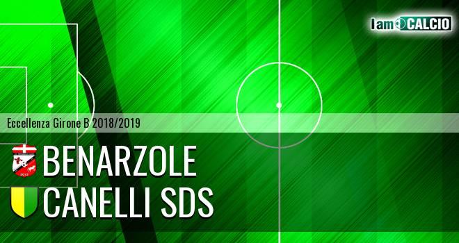 Benarzole - Canelli SDS