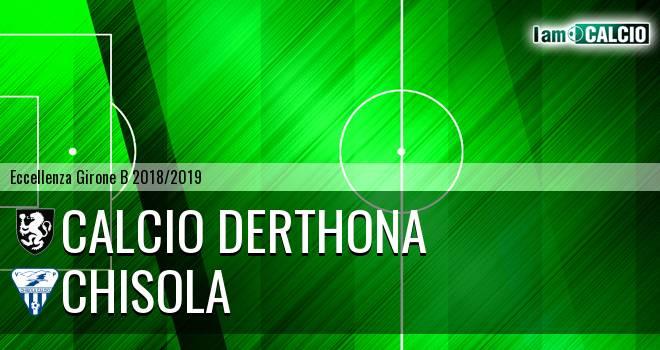 Calcio Derthona - Chisola