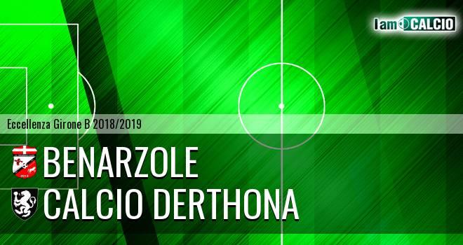 Benarzole - Calcio Derthona