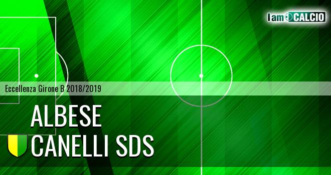 Albese - Canelli SDS
