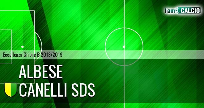 Albese - Canelli SDS