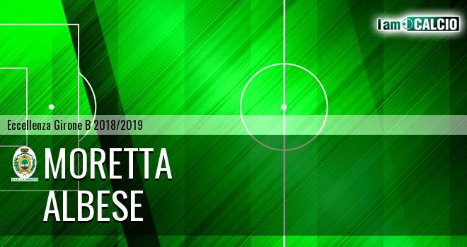 Moretta - Albese