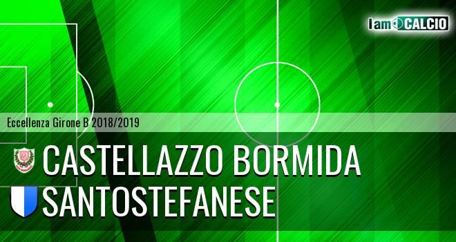 Castellazzo Bormida - Santostefanese