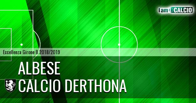 Albese - Calcio Derthona