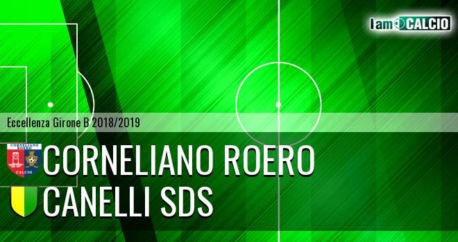 Corneliano Roero - Canelli SDS