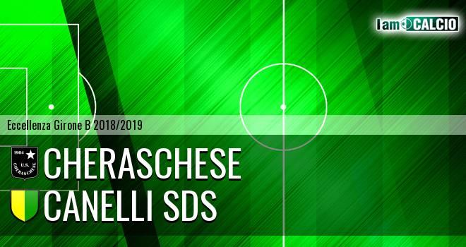 Cheraschese - Canelli SDS