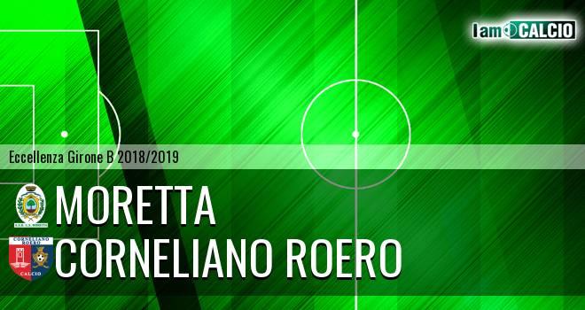 Moretta - Corneliano Roero