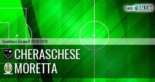 Cheraschese - Moretta