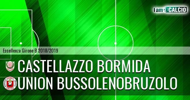 Castellazzo Bormida - Union BussolenoBruzolo
