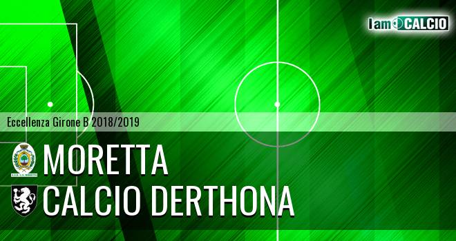Moretta - Calcio Derthona