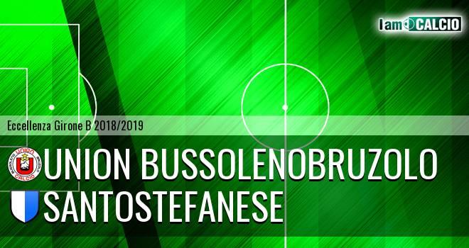 Union BussolenoBruzolo - Santostefanese