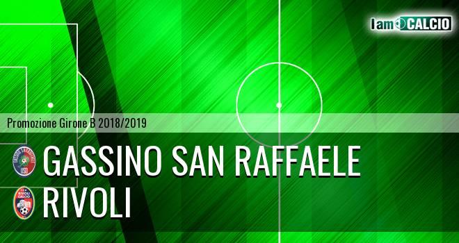 Gassino San Raffaele - Rivoli