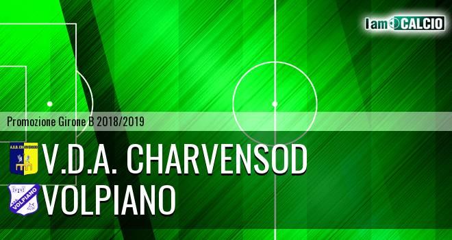 V.D.A. Charvensod - Volpiano