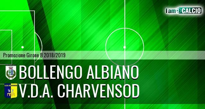 Bollengo Albiano - V.D.A. Charvensod