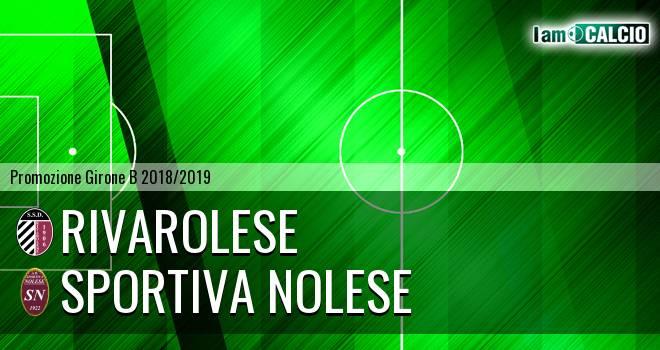 Rivarolese - Sportiva Nolese
