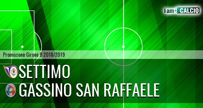 Settimo - Gassino San Raffaele