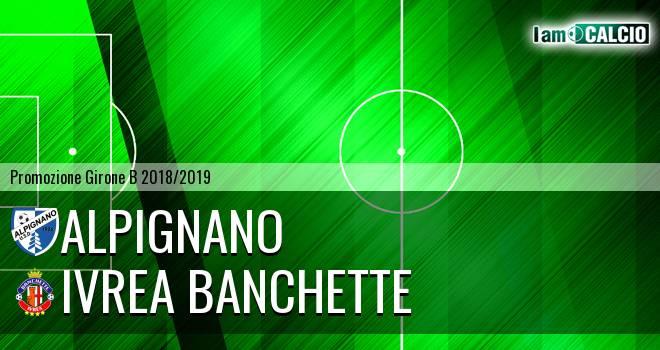 Alpignano - Ivrea Banchette