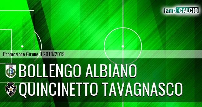 Bollengo Albiano - Quincinetto Tavagnasco