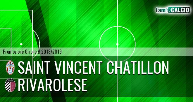Saint Vincent Chatillon - Rivarolese