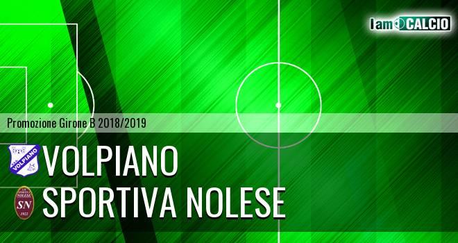 Volpiano - Sportiva Nolese