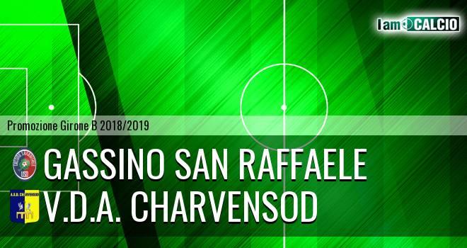 Gassino San Raffaele - V.D.A. Charvensod
