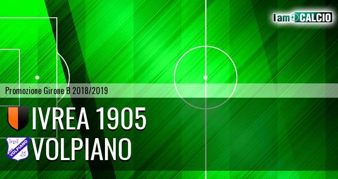 Ivrea 1905 - Volpiano
