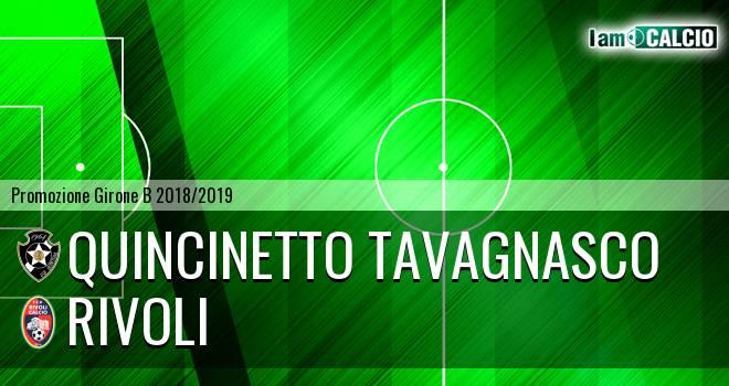 Quincinetto Tavagnasco - Rivoli