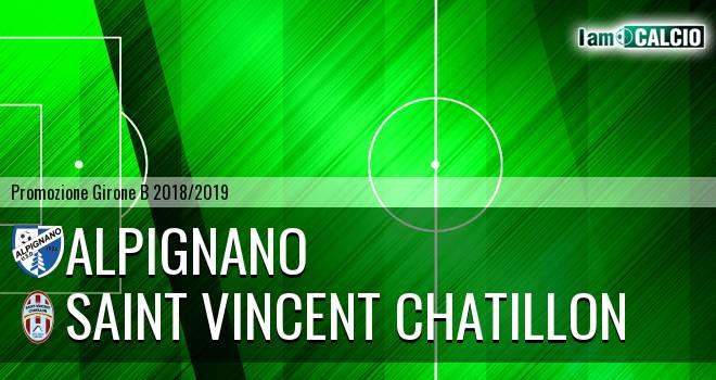 Alpignano - Saint Vincent Chatillon