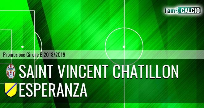Saint Vincent Chatillon - Esperanza