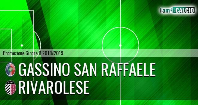 Gassino San Raffaele - Rivarolese