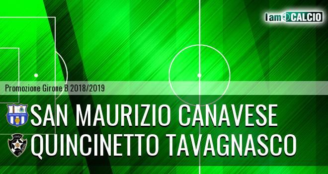 San Maurizio Canavese - Quincinetto Tavagnasco