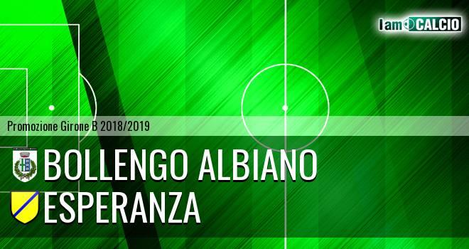 Bollengo Albiano - Esperanza