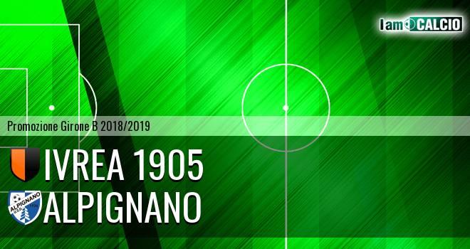 Ivrea 1905 - Alpignano