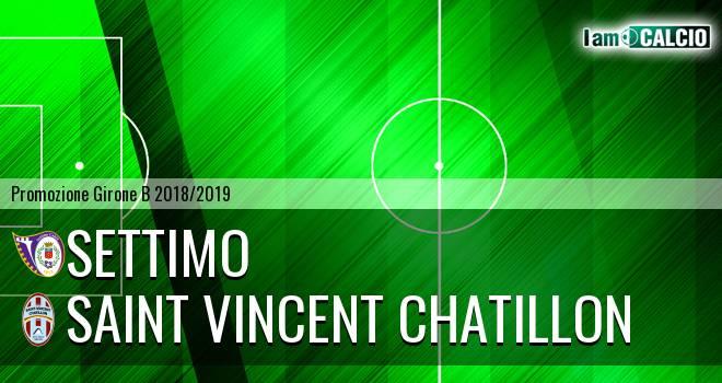 Settimo - Saint Vincent Chatillon