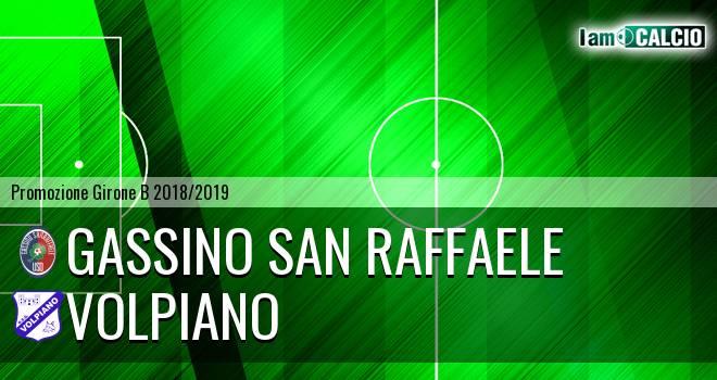 Gassino San Raffaele - Volpiano
