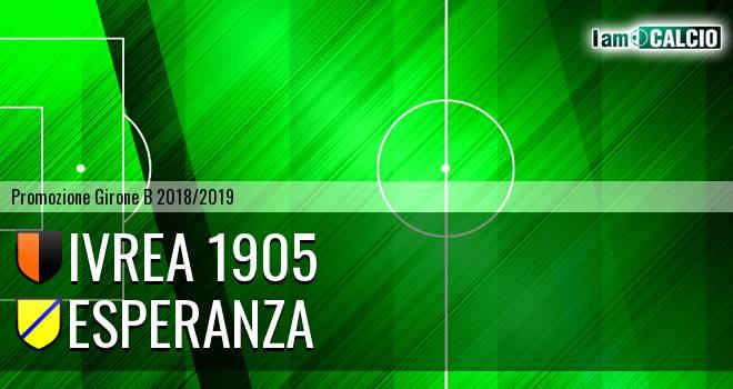 Ivrea 1905 - Esperanza