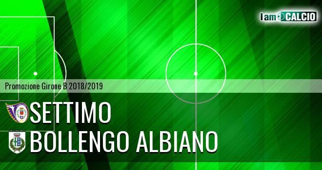 Settimo - Bollengo Albiano