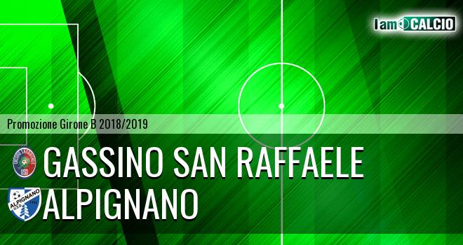 Gassino San Raffaele - Alpignano