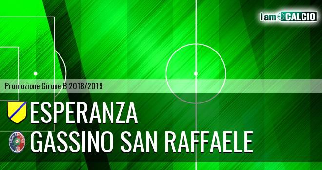 Esperanza - Gassino San Raffaele