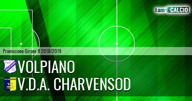 Volpiano - V.D.A. Charvensod