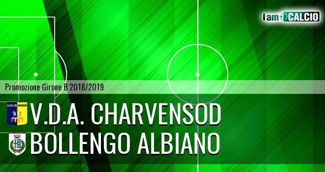 V.D.A. Charvensod - Bollengo Albiano