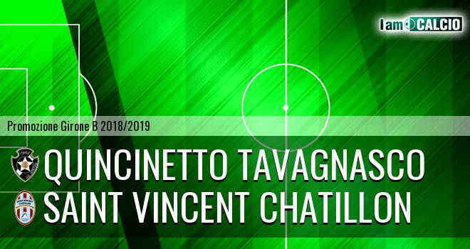 Quincinetto Tavagnasco - Saint Vincent Chatillon