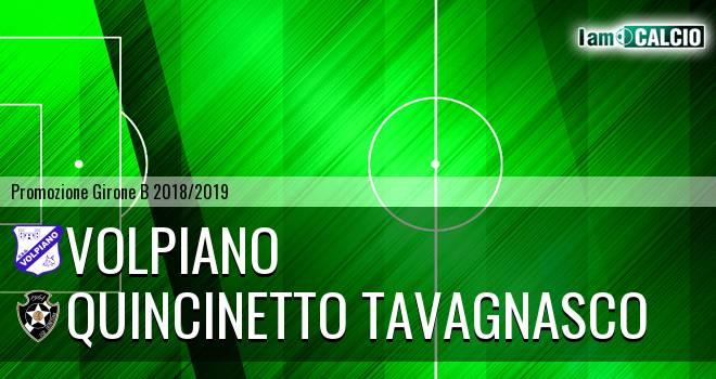 Volpiano - Quincinetto Tavagnasco