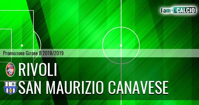 Rivoli - San Maurizio Canavese