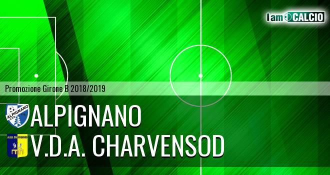 Alpignano - V.D.A. Charvensod