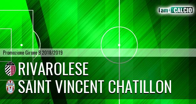Rivarolese - Saint Vincent Chatillon