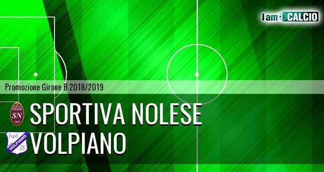 Sportiva Nolese - Volpiano