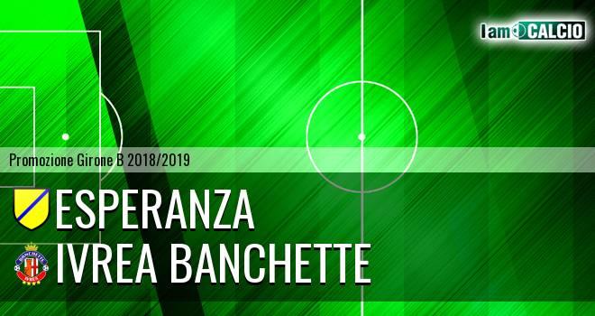 Esperanza - Ivrea Banchette