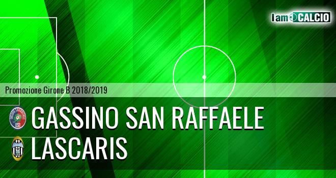 Gassino San Raffaele - Lascaris